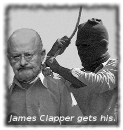 Hang James Clapper